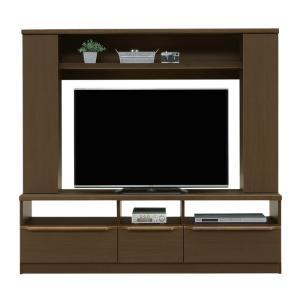 ハイタイプテレビ台 幅160cm 完成品 テレビボード 引き出し収納 リビング TVボード モダン 国産|taiho-kagu