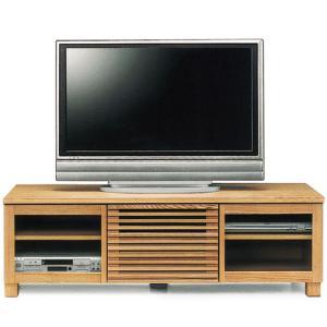 テレビ台 完成品 ローボード 幅150cm タモ無垢 リビング収納 格子 木製 和モダン ロータイプ|taiho-kagu