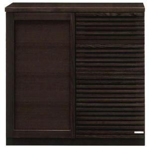キッチンカウンター 幅90cm 完成品 レンジ台 和風モダン キッチン収納 カウンター|taiho-kagu