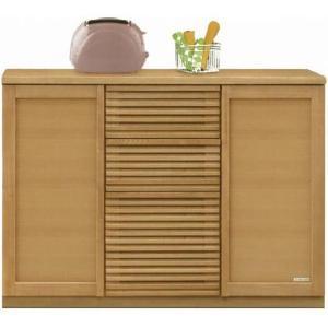 キッチンカウンター 幅120cm 完成品 レンジ台 和風モダン キッチン収納 カウンター|taiho-kagu
