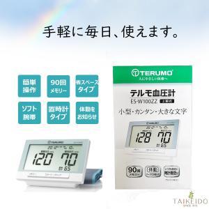 テルモ 血圧計 上腕式 ES-W100ZZ(1台)|taikeido-ys