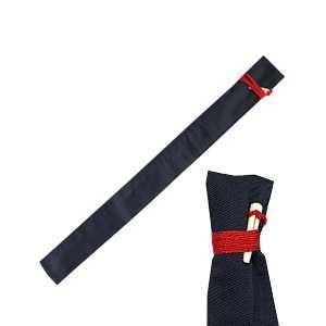 笛袋 あずき色 篠笛・龍笛用|taiko-center