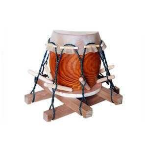 和太鼓 本格手づくり飾り太鼓キット 太鼓職人|taiko-center