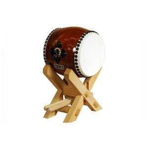 和太鼓 飾り太鼓 X台・バチ付 60号|taiko-center