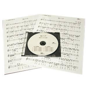 篠笛楽譜 海の声 BEGIN/桐谷健太 カラオケCD+楽譜(ハ長調譜+ヘ長調譜)