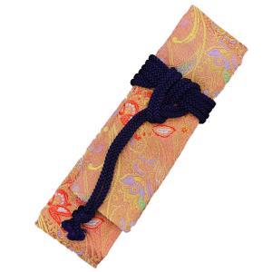 龍笛袋・錦袋(金襴)房付-お取り寄せ商品-|taiko-center
