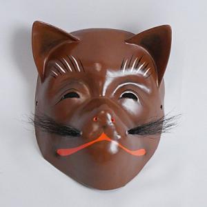 たぬき(狸) 紙面 祭り・踊り用 お面 -お取り寄せ商品-|taiko-center
