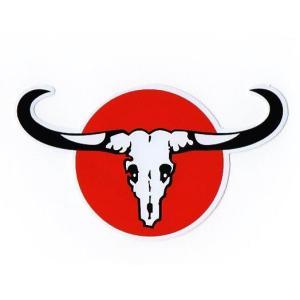 ステッカー カラバオ エナジードリンク シール M サイズ t-F タイ雑貨 アジアン シール|taikokuya