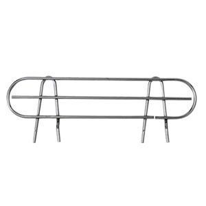 ルミナス サポート柵(スチール棚幅・奥行46cm対応)|tailee