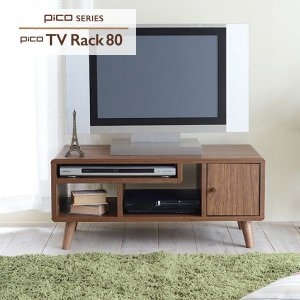 ≪FAP-0004≫(JK)Pico series TV Rack W800 ★スマート収納のテレビ台【税別(沖縄・離島は送料別)】|tailee
