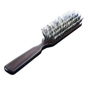 3段豚毛の少髪用ブラシ 送料無料 |taimushop