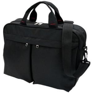 定番ベーシックビジネスバッグ 2way PC対応 B4対応 ブラック BFB-01 送料無料 |taimushop