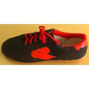 太極靴(雲マーク)黒|taiqi