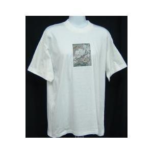 中国画のTシャツ蝶(黒) taiqi