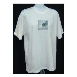 中国画のTシャツ(蓮) taiqi