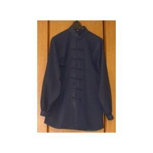 雪絹服(濃紺)|taiqi
