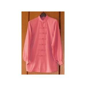 雪絹服(珊瑚ピンク)|taiqi