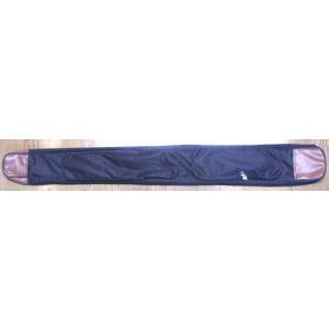 剣の袋2本用(肩掛けタイプ・黒)|taiqi
