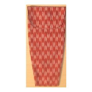 太極拳 折りたたみ剣の袋(矢絣模様)|taiqi