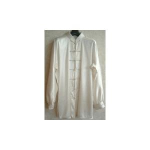 オーダーメイド 太極拳服(前開きボタン式・男女兼用デザイン)  |taiqi