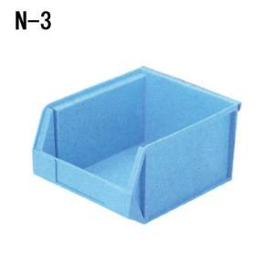 プラスチックコンテナ:岐阜プラ:プラテナー:N-3:外寸200×140×130有効内寸149×112|tairaml