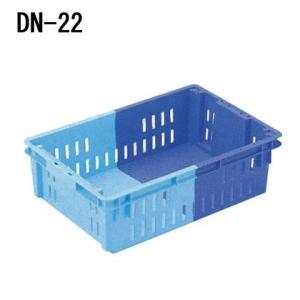 プラスチックコンテナ:岐阜プラ:DNコンテナー:DN-22:外寸545×362×164有効内寸470×315×141|tairaml