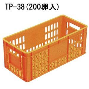 プラスチックコンテナ:岐阜プラ:リステナー:TP-38:外寸625×295×250有効内寸590×260×236|tairaml