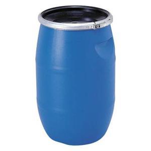 サンコー(三甲)液体輸送 プラスチックドラム(オープンタイプ)PDO 30L-1 型番850008-01|tairaml