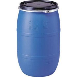 サンコー(三甲)液体輸送  プラスチックドラム(オープンタイプ)PDO 120L-1 型番850007-01|tairaml