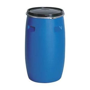 サンコー(三甲)液体輸送  プラスチックドラム(オープンタイプ)PDO 200L-1 型番850011-01|tairaml