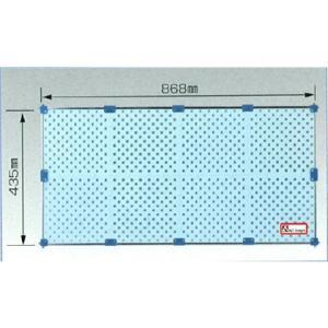 現場環境カイゼン用品:アクトデザインズ整理整頓用品:トリムパネル 壁掛型TS-P2:TS-P2|tairaml
