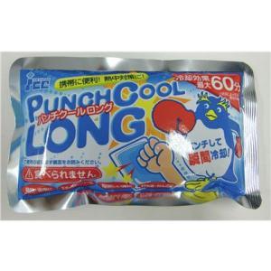 アイスジャパン 瞬間 冷却パック パンチクール (PUNCH COOL) ロング [100個入]|tairaml