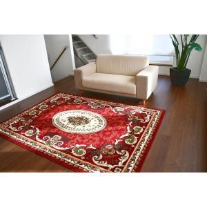 カーペットラグ 4.5畳 絨毯 じゅうたん ラグ ベルギーラグ 激安カーペット 約4.5畳カーペット 240x240cm SHIRAZ|tairyo|06