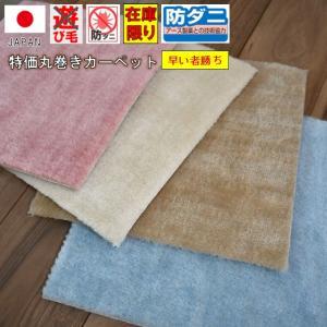 カーペット 6畳 絨毯 じゅうたん 安い 江戸間6帖カーペット ビスタ tairyo