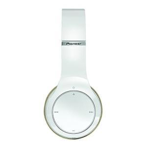 パイオニア Pioneer SE-MJ771BT Bluetoothヘッドホン 密閉型/オンイヤー/折りたたみ式 ホワイト SE-MJ771|taisei-sunflower
