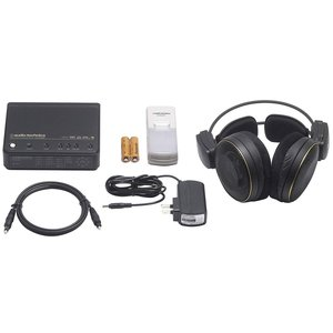 audio-technica オープン型サラウンドワイヤレスヘッドホンシステム ATH-DWL5500|taisei-sunflower