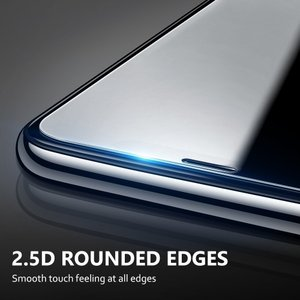 iPhone X 強化ガラス液晶保護フィルム VTACCSO 高感度タッチ/気泡ゼロ/業界最高硬度9H透過率99.9%/飛散防止指紋防止 A taisei-sunflower