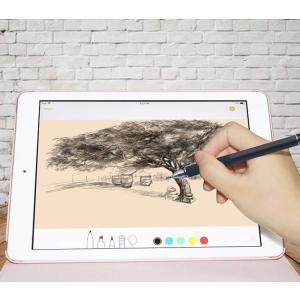 IvyOnly タッチペン スタイラスペン スマホ タブレット 筆圧感知 ペン 極細 Android ?iPhone?ipad Xperia taisei-sunflower