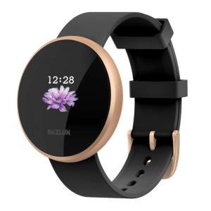 BOZLUNスマートウォッチ レディース 腕時計 iphone &Android対応 防水 心拍計 歩数計 活動量計 消費カロリー 睡眠検測|taisei-sunflower