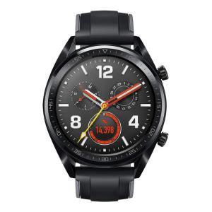 ファーウェイジャパン Watch GT/Graphite Black HUAWEI Watch GT/Graphite Black/5502 taisei-sunflower