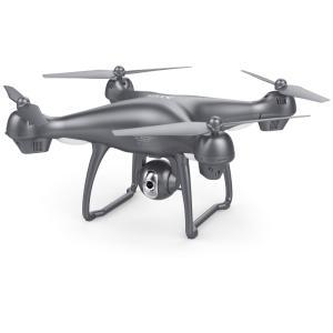 ドローン GPS搭載 広角HDカメラ付き 1080p FPV...