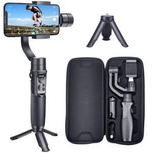 Hohem iSteady Mobile Plus 2019新機種 携帯電話対応スタビライザー 3軸...