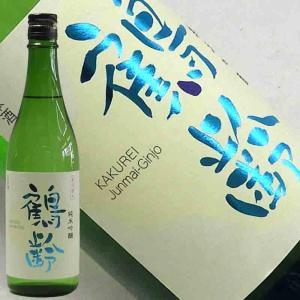 日本酒 鶴齢 純米吟醸 720ml かくれい 青木酒造 新潟県|taiseiya
