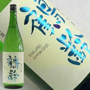 日本酒 鶴齢 純米吟醸 1800ml かくれい 青木酒造 新潟県|taiseiya