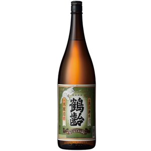 日本酒 鶴齢 本醸造 1800ml かくれい 青木酒造 新潟県|taiseiya
