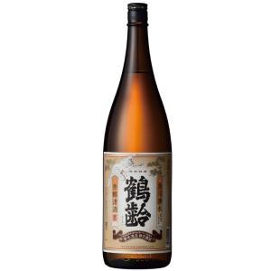 日本酒 鶴齢 芳醇 1800ml かくれい 青木酒造 新潟県|taiseiya