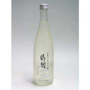 日本酒 鶴齢 吟醸生酒 720ml かくれい 青木酒造 新潟県|taiseiya
