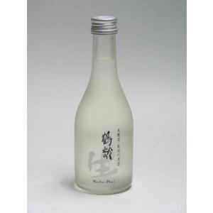 日本酒 鶴齢 吟醸生酒 300ml かくれい 青木酒造 新潟県|taiseiya