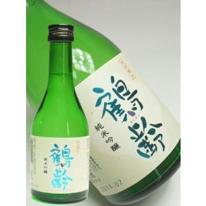 日本酒 鶴齢 純米吟醸 300ml かくれい 青木酒造 新潟県|taiseiya