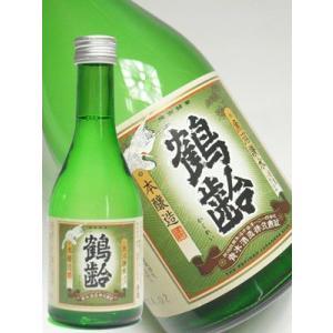 日本酒 鶴齢 本醸造 300ml かくれい 青木酒造 新潟県|taiseiya